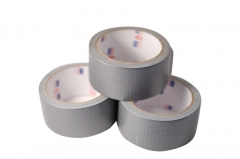 3pc-pack 48mmX20Yards Duct Tape Indoor Silver General Purpose