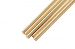3.2mmx1m Brass Brazing Welding Rod Stick Copper Brass Made in German
