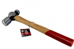 Professional Quality Ball Pein Engineer's Hammer Hickory Wooden Handle Option:16oz/24oz/32oz/48oz Ballpein