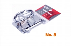 Scaffolders Tool Holder Spanner Wrench Hammer Belt Clip Holder Fixed Carabiner Hook 70mmLx38mmW+Dia 50mm Ring #5