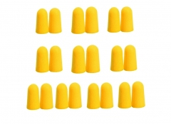 10 Pairs Disposable Foam Ear Plug Noise Reducer Earplugs Noise Uncorded