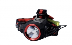 M-Flare 290LM LED Rechargeable Headlight Multi-Mode Light Brightness Thermal Battery Control
