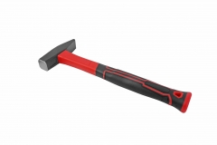 Expert Quality Fitters Machinist Engineer Riveting Cross Pein Split Hammer with Ergonomic Softgrip Handle