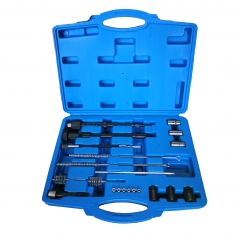 Universal Injector Shaft Sealing Seat Cleaning Milling Kit
