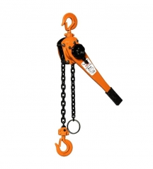 Toyo Japan GK Ratchet Lever Block Chain Hoist Cumalong 3m Chain Capacity 3Tonx3m